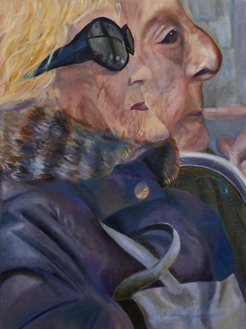 , 'Dignity,' 2018, Denise Bibro Fine Art