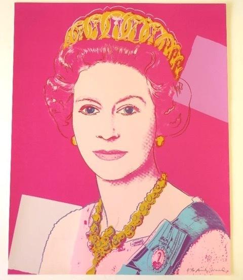 Andy Warhol, 'Queen Elizabeth II of the United Kingdom F.S.II.336a', 1985, Dallas Collectors Club