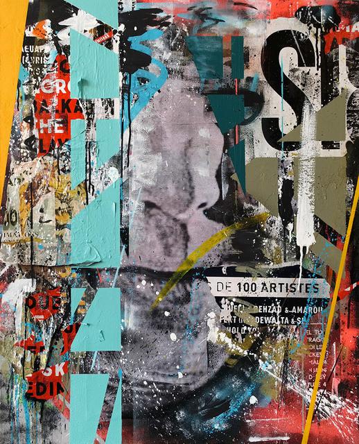 , '100 Artistes,' 2016, Samhart Gallery