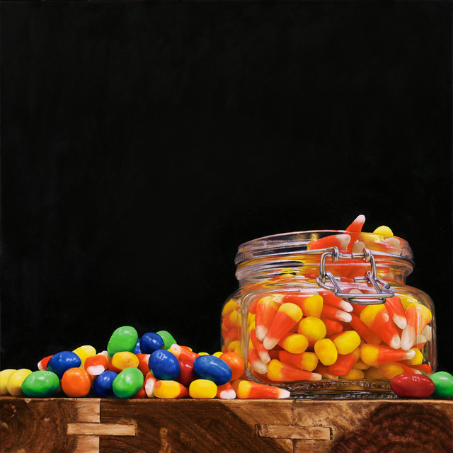 , 'Candy Corn,' , Gallery 1261