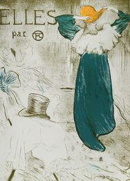 Elles - Henri de Toulouse-Lautrec