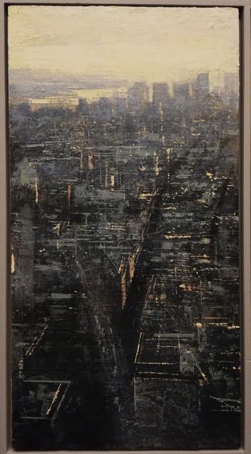 ALEJANDRO QUINCOCES, 'Vista de NY hacia el oeste', 2019, PIGMENT GALLERY