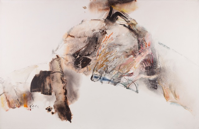 , 'Abstract Landscape,' 1984, Omer Tiroche Gallery