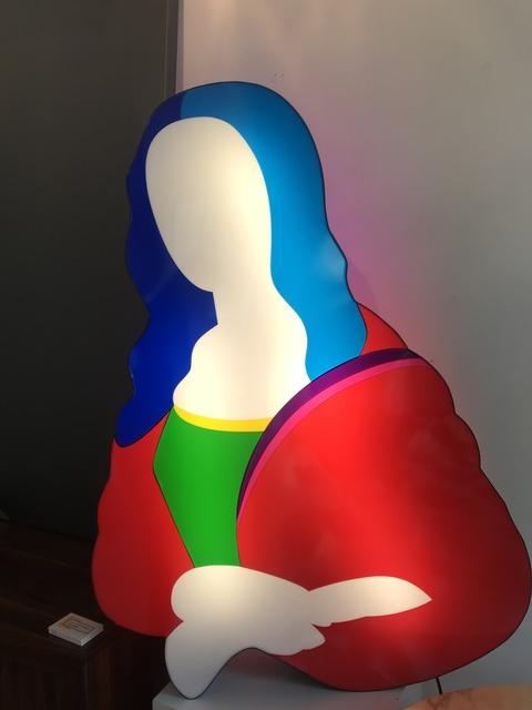 Marco Lodola, 'Monnalisa', 2018, Collezionando Gallery