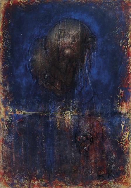 , 'Memória Ancorada,' 1983, Pinakotheke