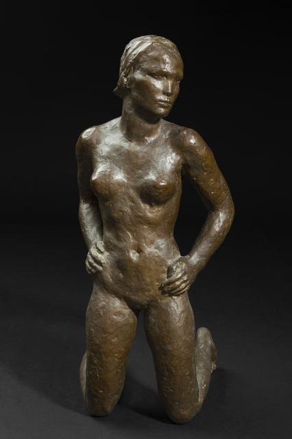 , 'Kneeling Woman,' 1928, Galerie St. Etienne