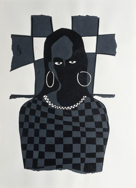 , 'Observer II (Identity Series),' 2016, ARTLabAfrica