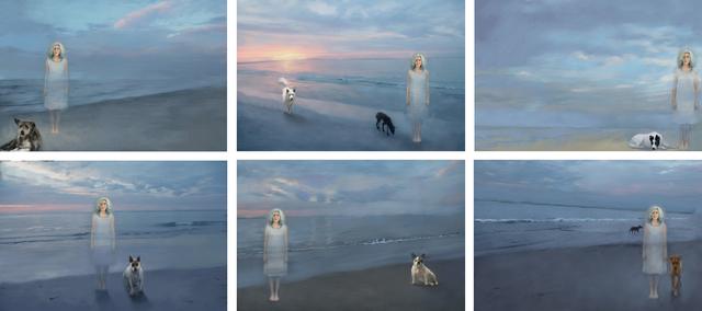 , 'An Artist with Six Dead Dog's Spirits,' 2015, Tyler Rollins Fine Art