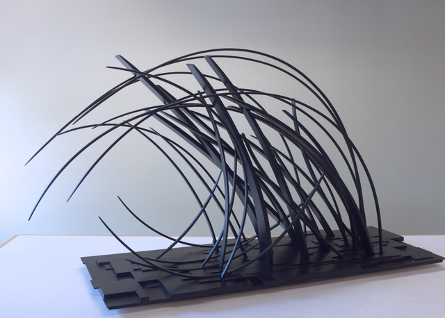 , 'The Wave,' 2012, Atrium Gallery