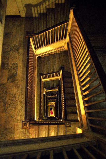 , 'Stairs,' 2004, Jenkins Johnson Gallery