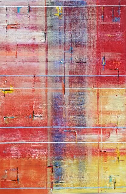 Petra Rös-Nickel, 'My Red', 2018, Gallery ART & LEF