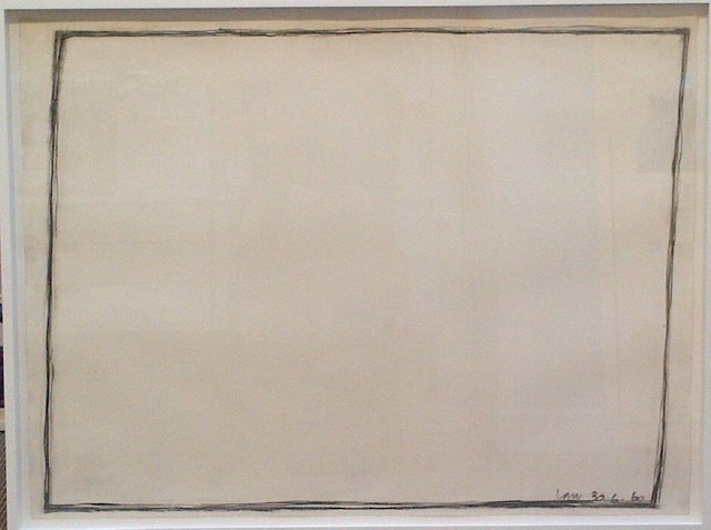, 'Untitled Drawing 30.6.60,' 1960, Richard Saltoun