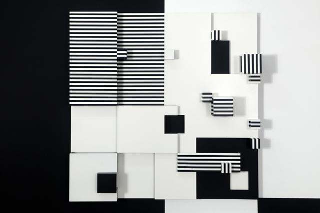 , 'Fato Arquitetônico 2,' 2015, Galeria Nara Roesler