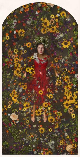 , 'Hazel, Sunflower, Salamander,' , Candela Gallery