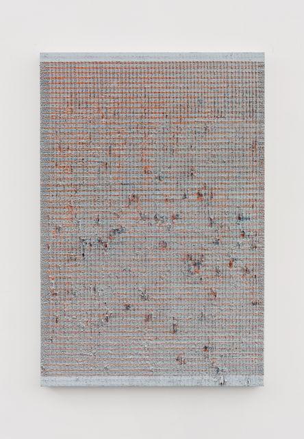 , '两分 - 灰橘 Bisect - Gray and Orange,' 2018, Aye Gallery