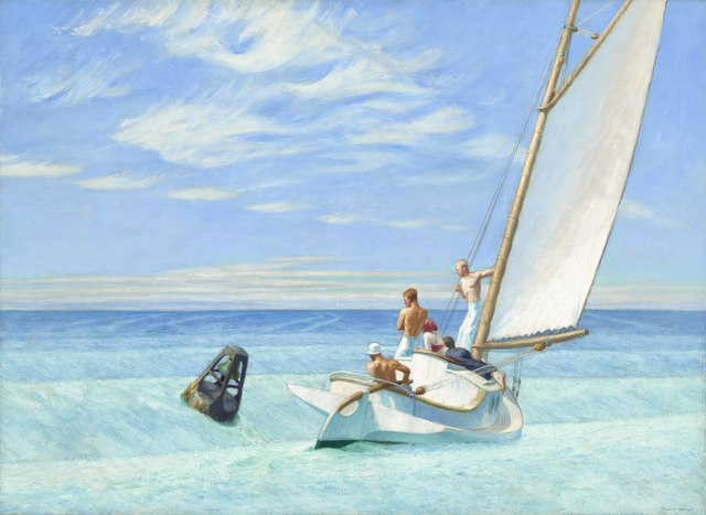 , 'Ground Swell,' 1939, National Gallery of Art, Washington, D.C.