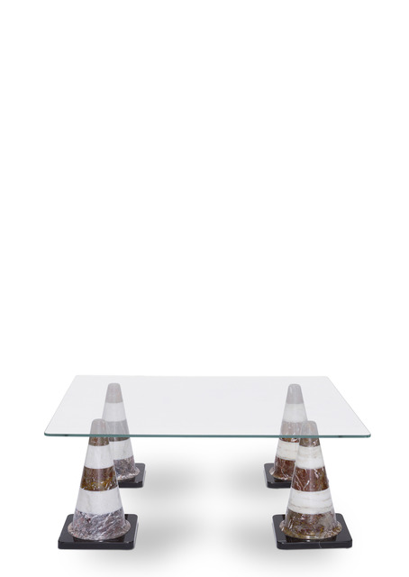 , 'Detour: Table,' 2014, Mitterrand+Cramer