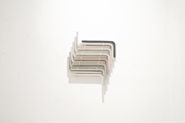 , 'untitled (ikea stools),' 2015, Vigo Gallery