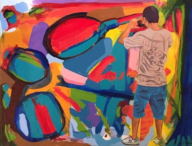 , 'Looking forward,' , Fils Fine Arts