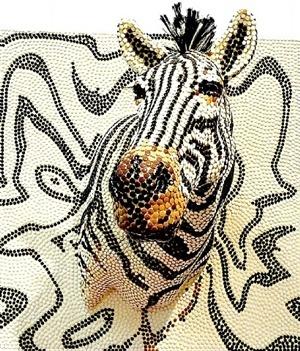 , 'Zebra,' 2011, Galleria Ca' d'Oro