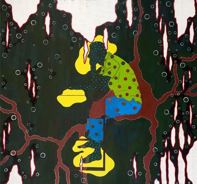 , 'Ashraf,' 2012, Gary Nader
