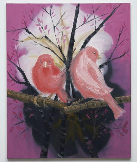 , 'Pink Sorry,' 2008-2011, Maccarone