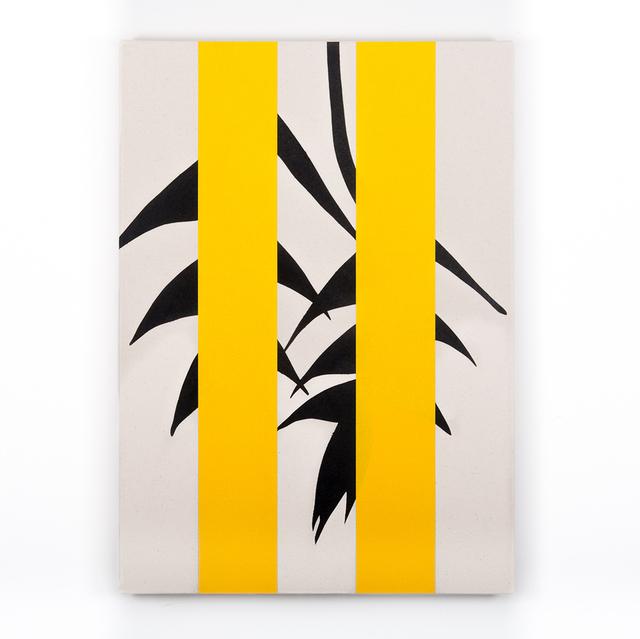 , 'Heliconia (Yellow),' 2016, Instituto de Visión