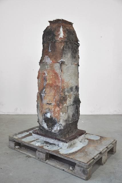 , 'o.T. (Kupfer),' 2012, Daniel Marzona