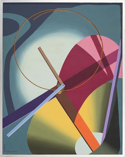 , 'Sculptural Evocations,' 1968, Matthew Rachman Gallery