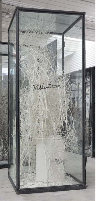 , 'Kältestrom,' 2010, Gagosian