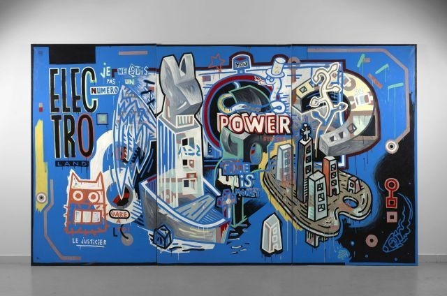 , 'Electroland,' 1989, We Art Partners