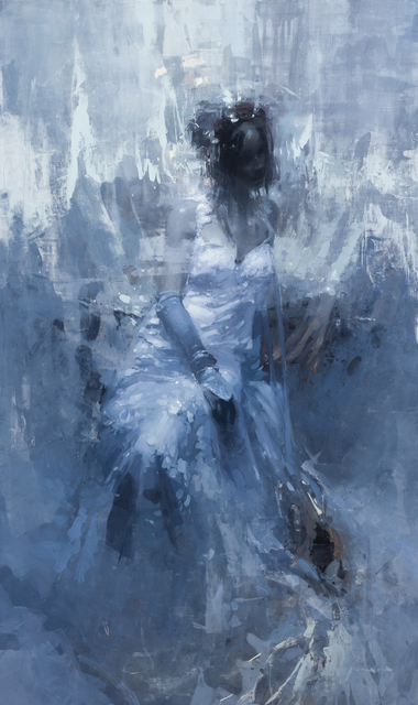 Jeremy Mann, 'The White Oracle', 2019, Gallery 1261