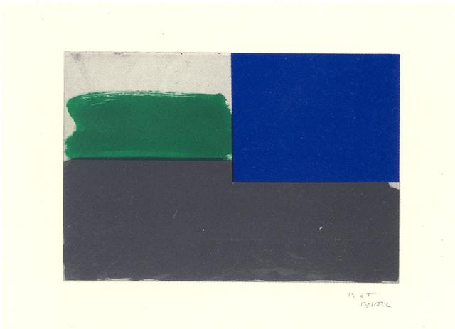 , 'Espais 1,' 1990, Polígrafa Obra Gráfica