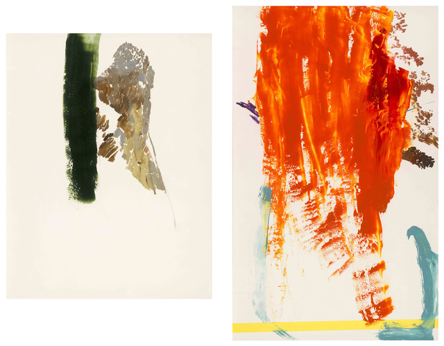 , 'Study of Landscape 80,' 2017, Aki Gallery