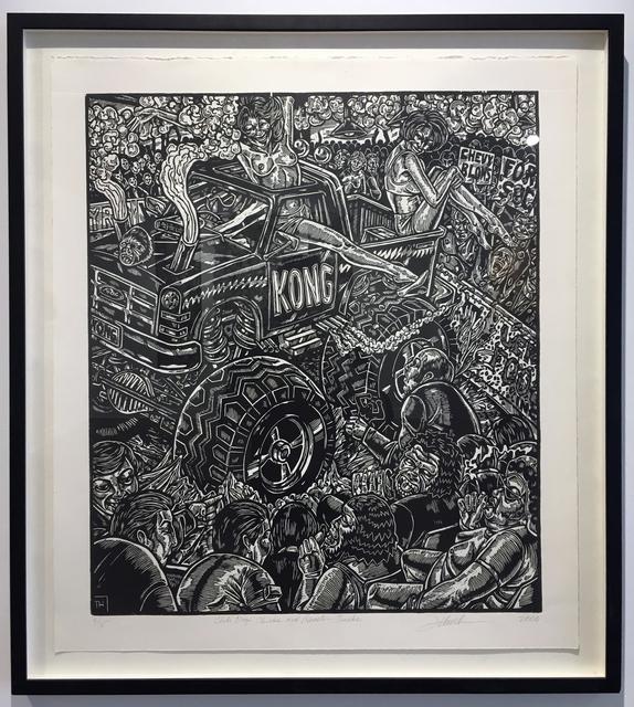, 'Chili Dogs, Chicks, & Monster Trucks,' 2000, Duane Reed Gallery