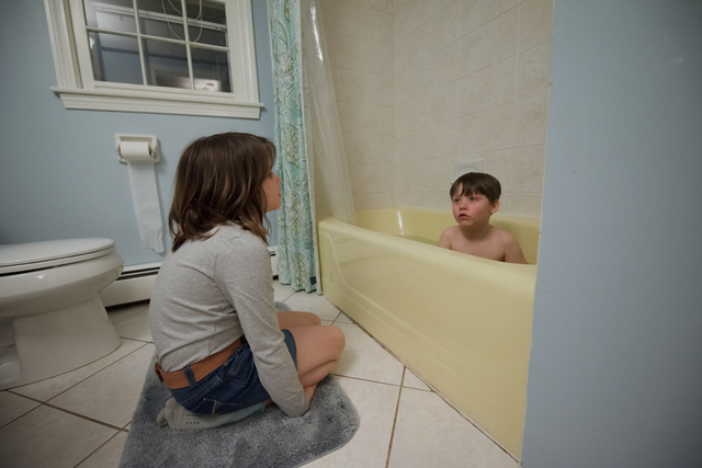 , 'Bathtime Talk,' , Soho Photo Gallery