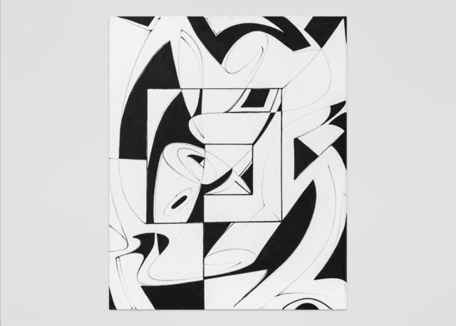 , 'Enigma #1,' 2018, ABXY