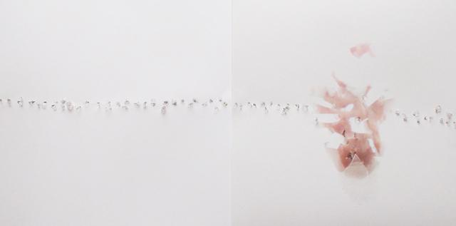 , 'Corazones Desnudos (La ligne),' 2014, Officine dell'Immagine