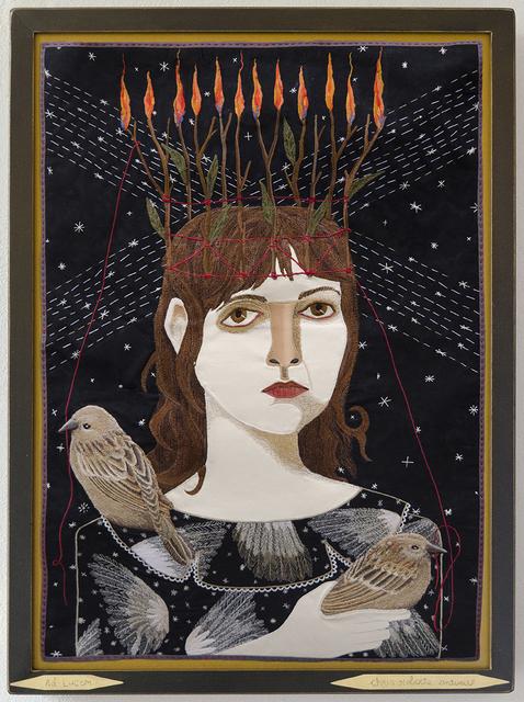 , 'Ad Lucem,' 2016, Antieau Gallery