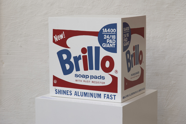 , 'Brillo Box - Stockholm / Malmö type 1968/1990,' , MultiplesInc Projects