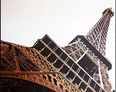 , 'Eiffel Tower Copper ,' 2016, HG Contemporary