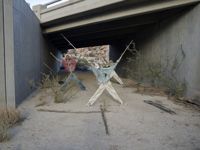 , 'Effigy #2, near Jacumba, California / Efigie nº 2, cerca de Jacumba, California,' 2009, Pace Gallery