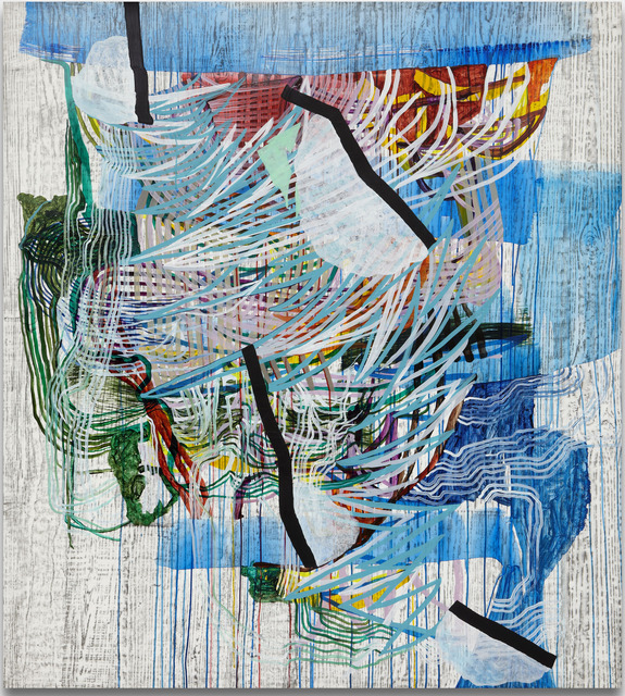 , 'Verge (blue),' 2013, Rick Wester Fine Art