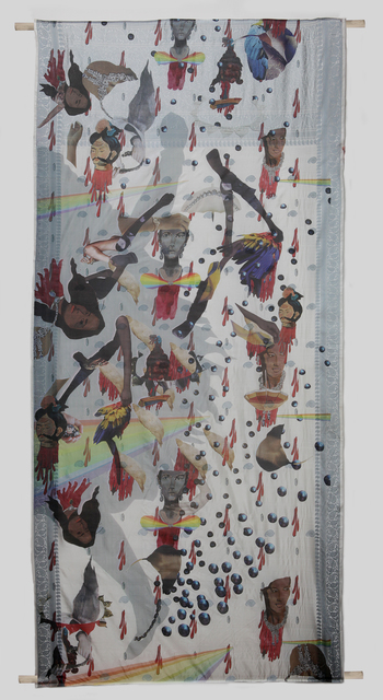 , 'Animist Vabana #3 (Trade apparition),' 2012, Gallery Espace
