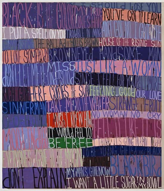 , 'Nina,' 2015, Jane Lombard Gallery