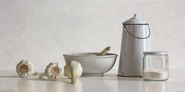 , '4 fresh garlics,' 2018, Smelik & Stokking Galleries