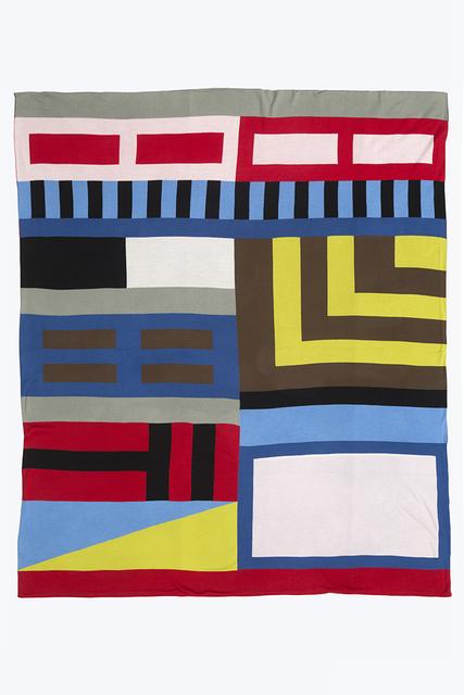 , 'A Blanket for Two,' 2019, Friedman Benda