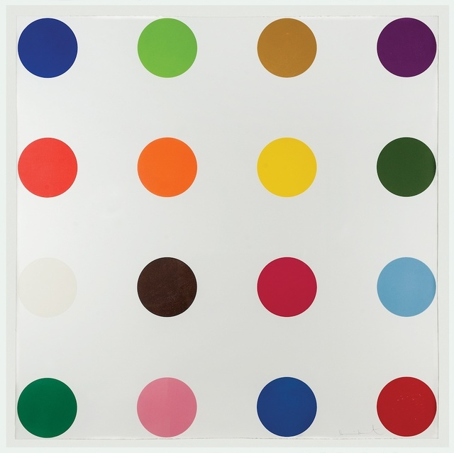 Damien Hirst, 'Cocarboxylase', 2010, Artificial Gallery