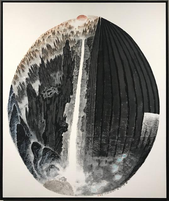 , 'Flowers Blossom in Mt. Geumgang,' 2019, Gana Art