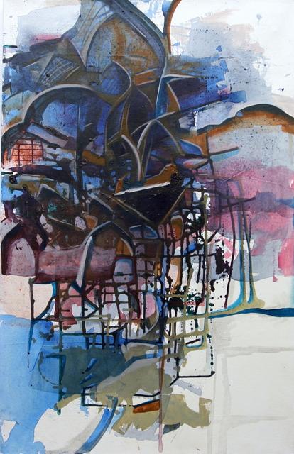 , 'Skylight,' 2018, Carrie Able Gallery